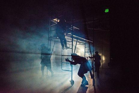 Life is a Dream, by Calderon de la Barca, directed by Shira Milikowsky.