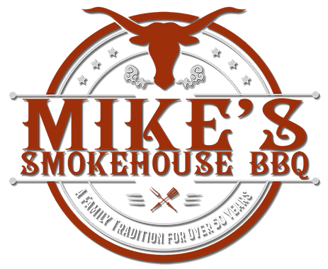 Mike's Smokehouse BBQ Logo