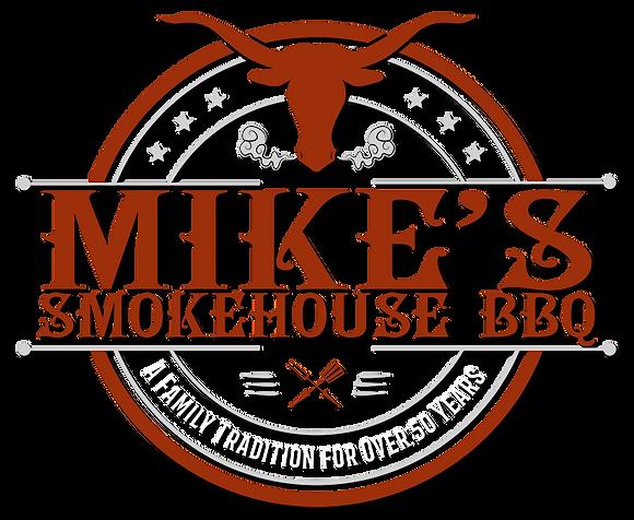 Mike's Smokehouse BBQ Logo