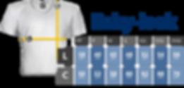 Tamanho Babylook Fabrica de camisetas -