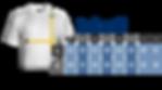 Tamanho Infantil Fabrica de camisetas -