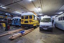 Bus Conversion DIY Rental Space