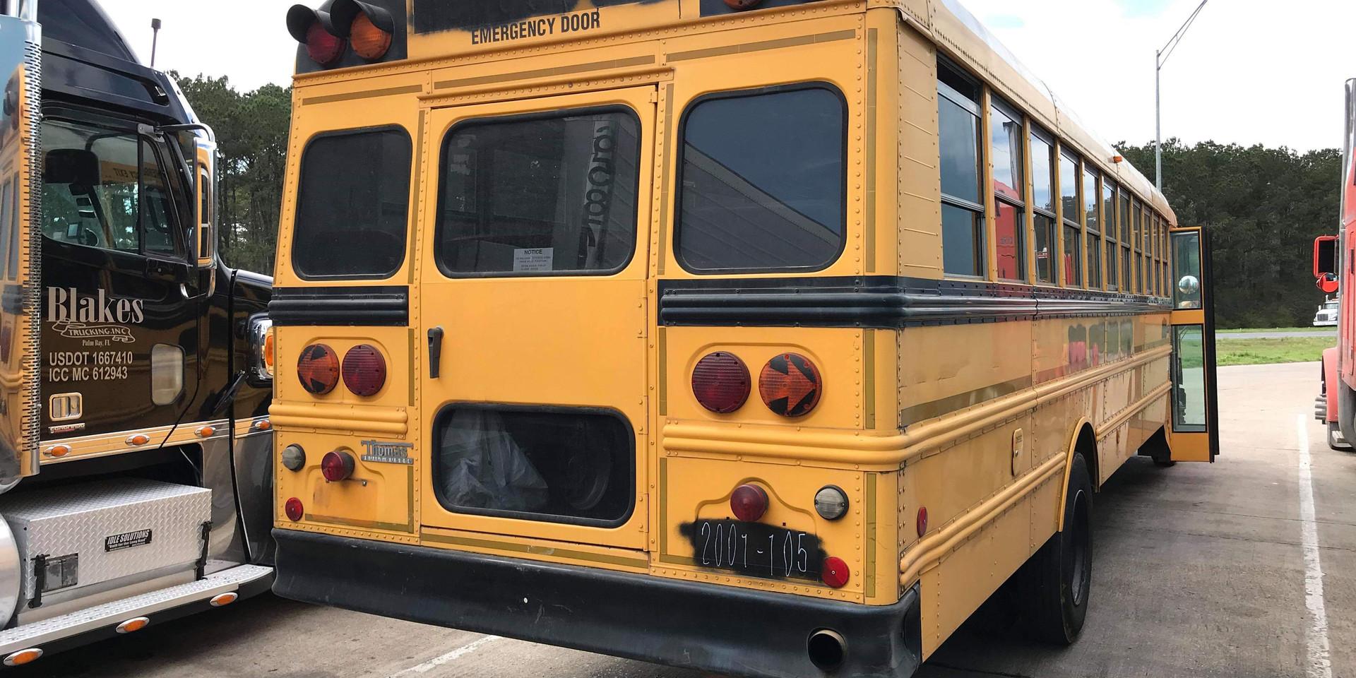 2002 Thomas Full Size CE - Back