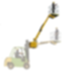 Aerial Access Platform as Fork Lift Attachment .png