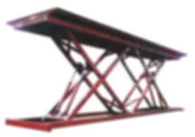 Scissor Lift for Container Manufacturer
