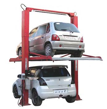 2 Post Car Parking System