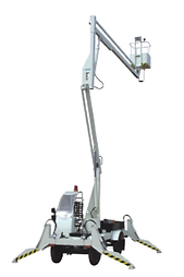 Self Propelled Battery Operated Aerial Access Platform