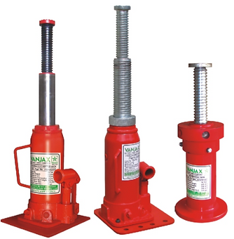 Hydraulic Jacks, Bottle Jacks
