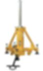 Aircraft Lifting Main Jack Tripod Stand