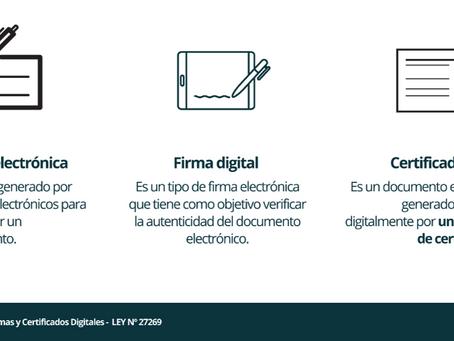 ABC de la Firma Digital