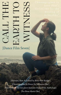 Call the Earth to Witness - Dance Film Seven
