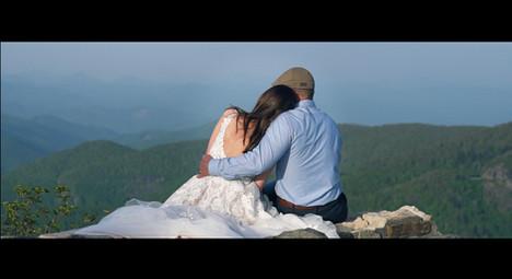 Elopement Wedding Video at Fred W. Symmes Chapel / Devil's Courthouse / Asheville