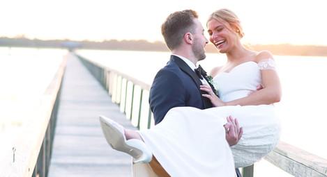 A Breathtaking Love Story / Lowndes Grove Wedding Video / Charleston, SC