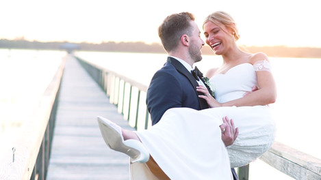 A Breathtaking Love Story / Lowndes Grove Wedding Video / Charleston Wedding Videographer