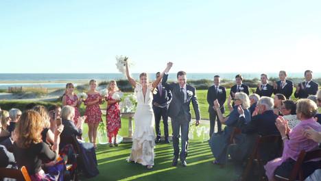 Wedding Video at The Ocean Course, Kiawah Island SC