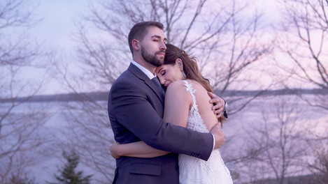 Wedding Video at French's Point, Maine