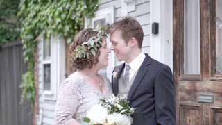 Hilary & Greg Wedding Trailer