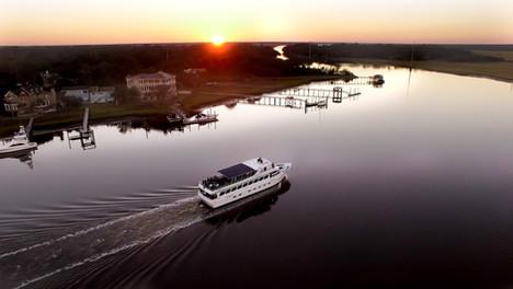 Wedding Video at The Carolina Girl Yacht, Charleston SC
