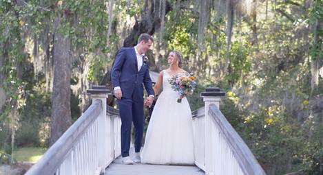 Wedding Video at Magnolia Plantation, SC, Charleston