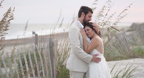 Elopement Wedding at Edisto Beach and Botany Bay