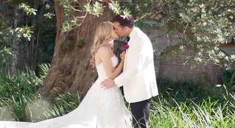 Wedding Video at the William Aiken House, Charleston, SC