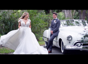 The Most Romantic Elopement Destination Wedding in Charleston, SC