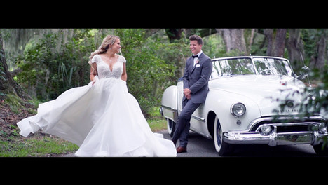 Middleton Place /The Most Romantic Elopement Destination Wedding / Charleston Wedding Videographer