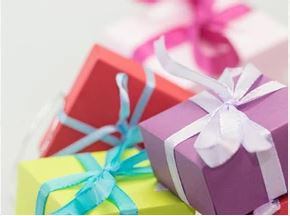Personal Finance Tip #2 - Collect Holiday Gift Bags to Save Money and the Environment