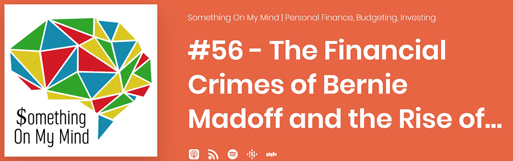 The Financial Crimes of Bernie Madoff and the Rise of Ponzi Schemes""