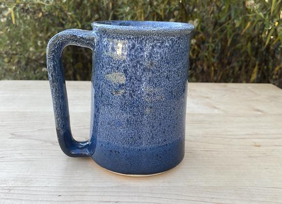 Blue and White Stein