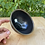 Thumbnail: Black & Copperhead rimmed bowl
