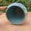 Thumbnail: Blue & Rust Planter