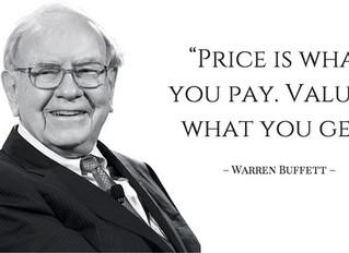Inspiration Monday by Warren Buffet