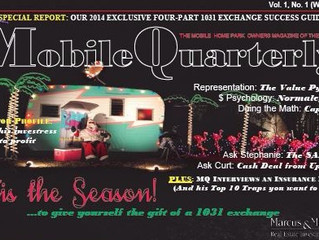 First issue of Mobile Quarterly!