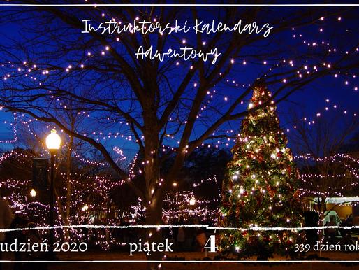 Instruktorski Kalendarz Adwentowy - 4 grudnia 2020