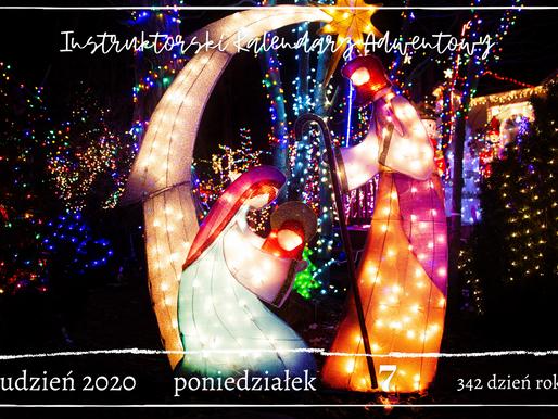 Instruktorski Kalendarz Adwentowy -7 grudnia 2020