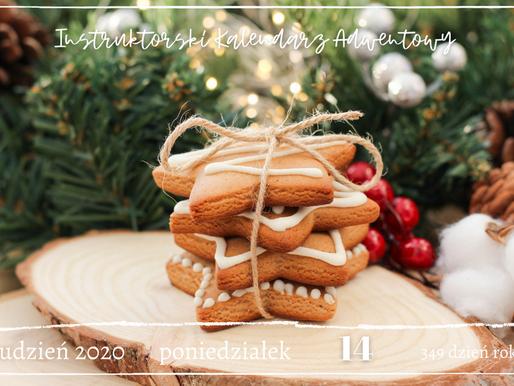 Instruktorski Kalendarz Adwentowy - 14 grudnia 2020