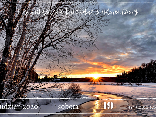Instruktorski Kalendarz Adwentowy - 19 grudnia 2020