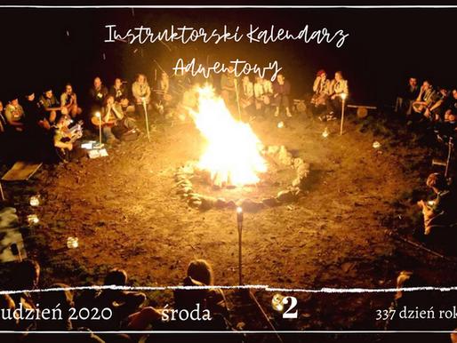 Instruktorski Kalendarz Adwentowy - 2 grudnia