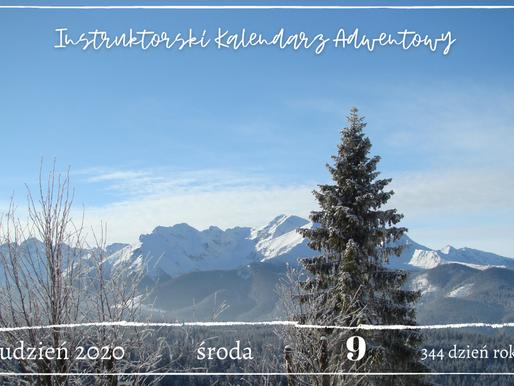 Instruktorski Kalendarz Adwentowy - 9 grudnia