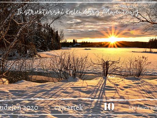 Instruktorski Kalendarz Adwentowy 10.12.2020