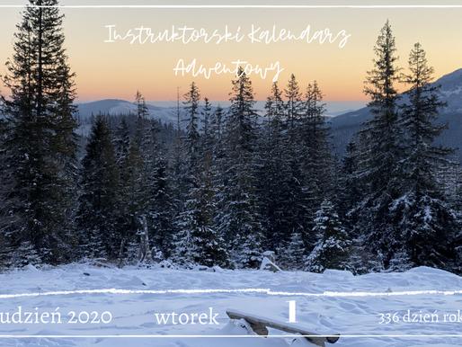 Instruktorski Kalendarz Adwentowy - 1 grudnia 2020