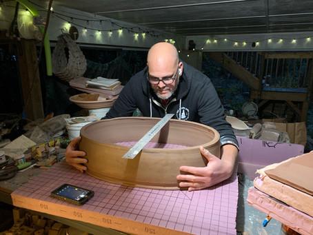 Bonsai Potter's Spotlight - Eli Akins - Waldo Street Pottery