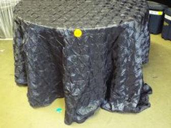 Storm Gray Pinwheel Tablecloths