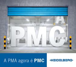 A PMA agora é PMC
