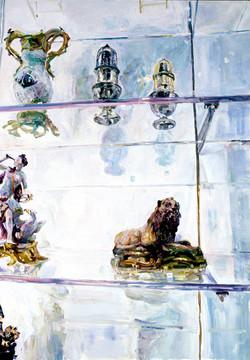 """Case, 2008, oil on panel, 48""""x36"""""""