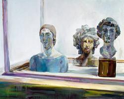 "Huey-Lakins, 2009,oil-panel, 33""x41"""