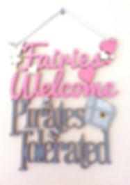 wordart/personalised/bespoke/fairies/sparkle