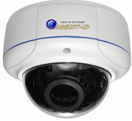 BigShot-HD IP Dome Camera 2.0 mega Pixel