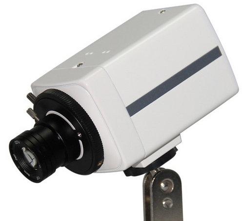 BigShot-HD IP Box Camera